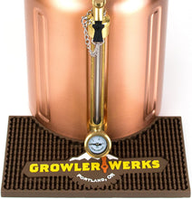 Load image into Gallery viewer, GrowlerWerks uKeg 128 Bar Mat
