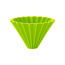 Load image into Gallery viewer, Origami S Dripper - Green