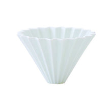 Load image into Gallery viewer, Origami S Dripper - White