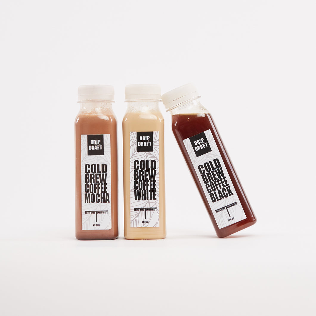 Cold Brew Trio Package