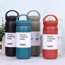 Load image into Gallery viewer, TRAVEL TUMBLER 500ml Turquoise