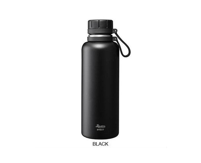 Vacuum Flask Stout 1000-Black