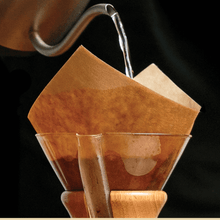 Load image into Gallery viewer, CHEMEX® BONDED FILTERS PRE-FOLDED SQUARES (NATURAL)