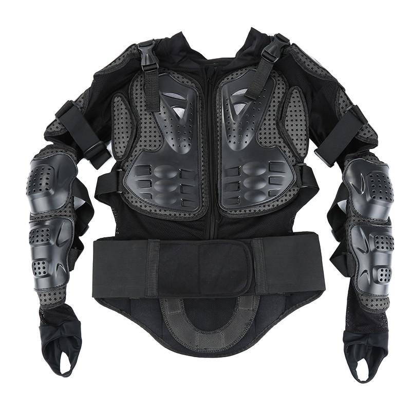 gilet de protection aéré Motorcycle-Armor-Jacket-Full-Motorcycle-Body-Armor-Shirt-Jacket-Motocross-Back-Shoulder-Protector-Gear-S-XXXL_1000x_100e5bec-ad93-4eb2-8c44-68c5a80338a1_1000x