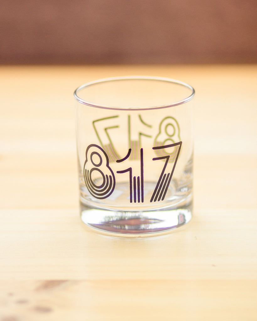 Old Fashion Glass - 817