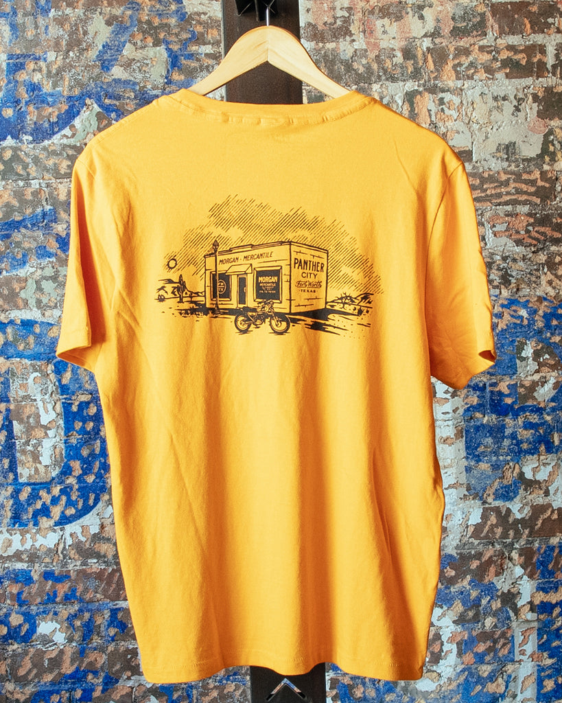 Morgan Mercantile Brick and Mortar Tee