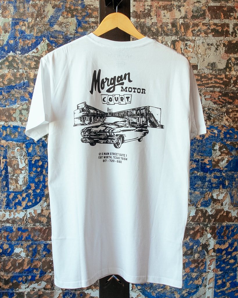 Morgan Motor Court Tee