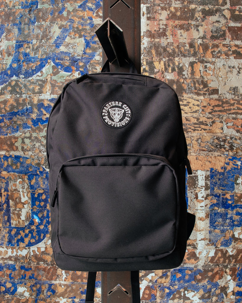 Panther City Provisions Patch Backpack