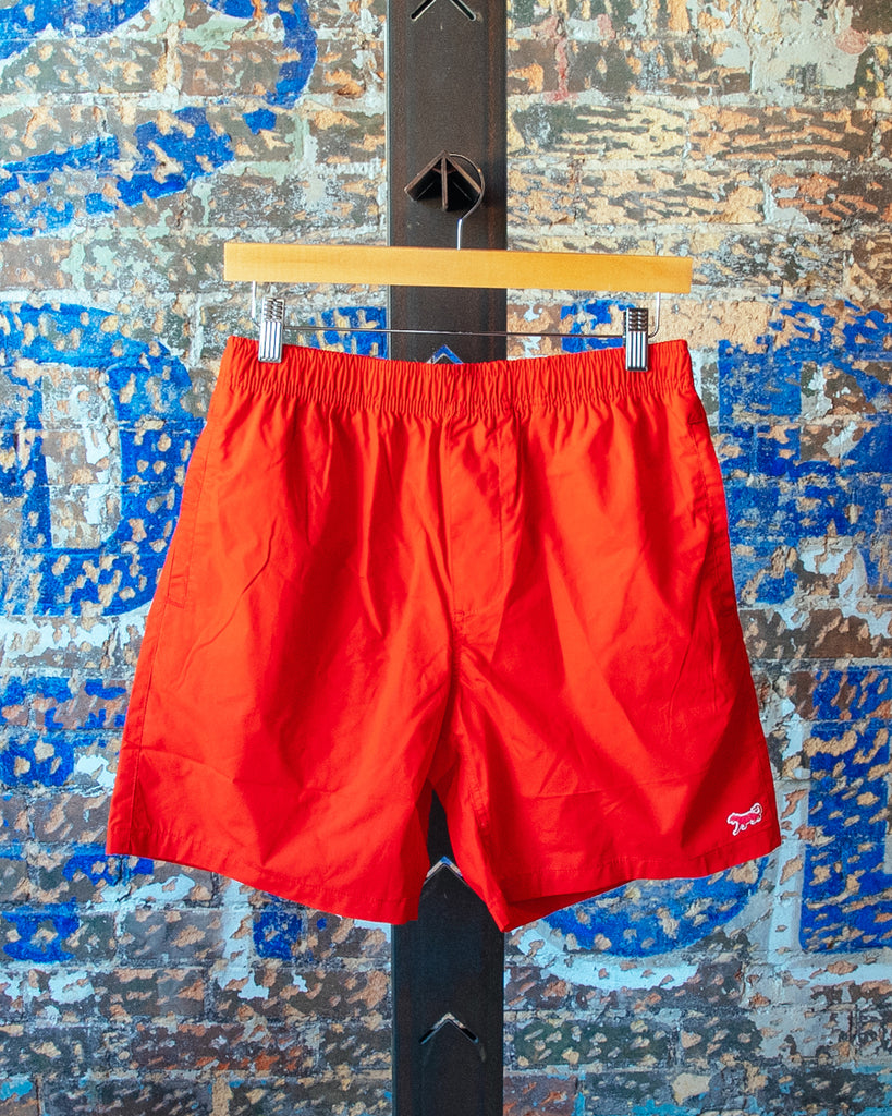 Panther Trail Shorts - Red