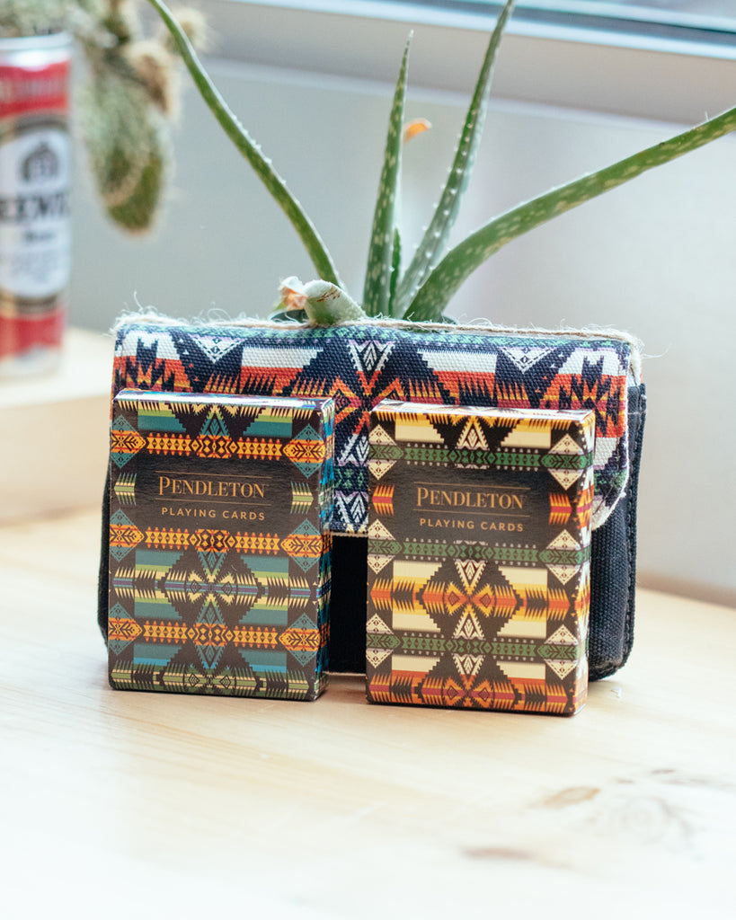 Pendleton Playing Cards - Set of Two