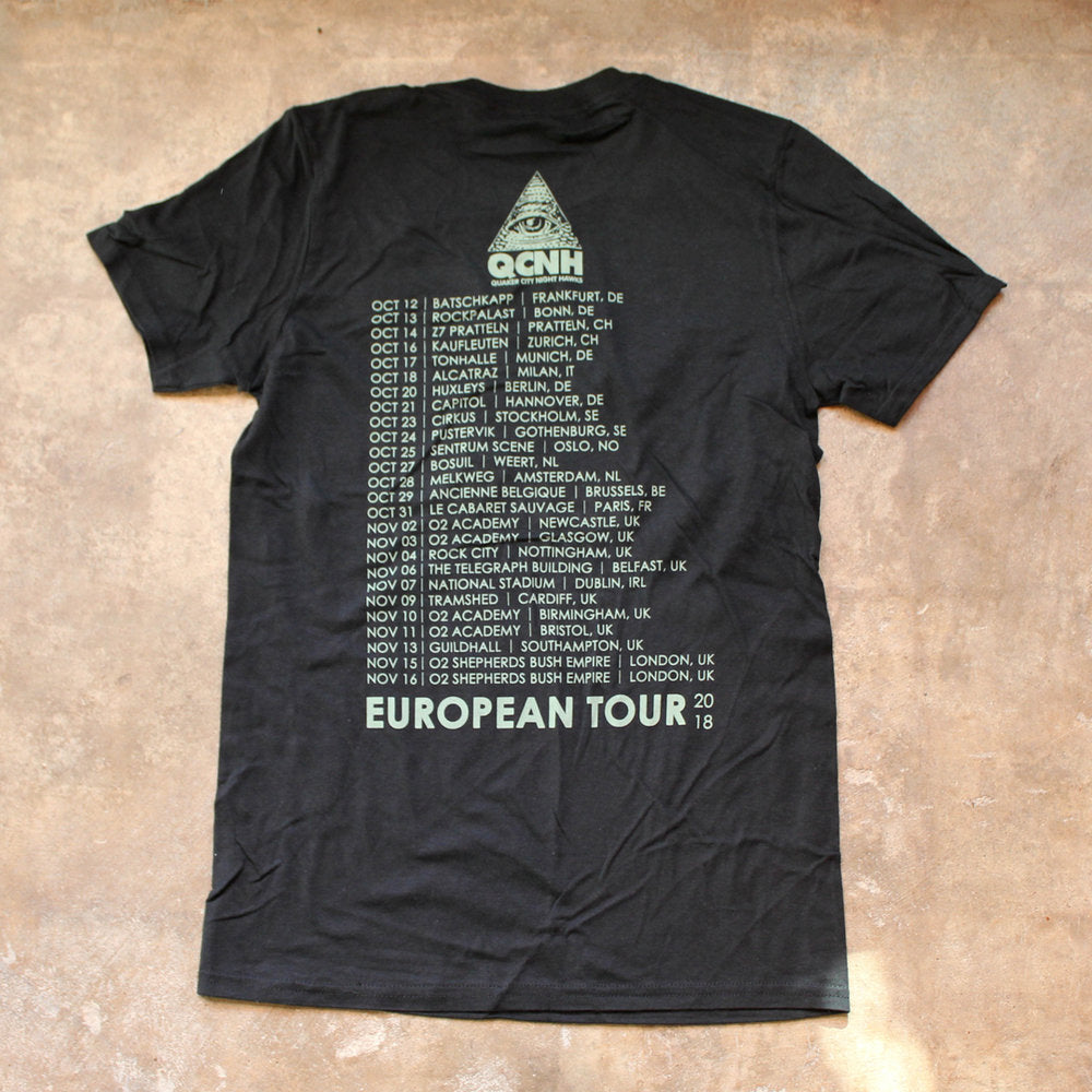 European Tour Illuminati Tee **SALE**