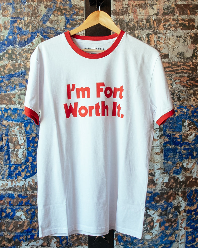 I'm Fort Worth It Ringer Tee