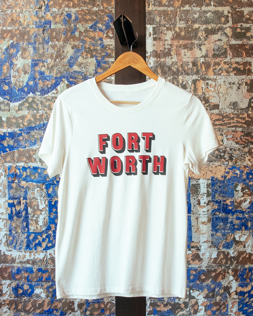 Fort Worth Offset Tee