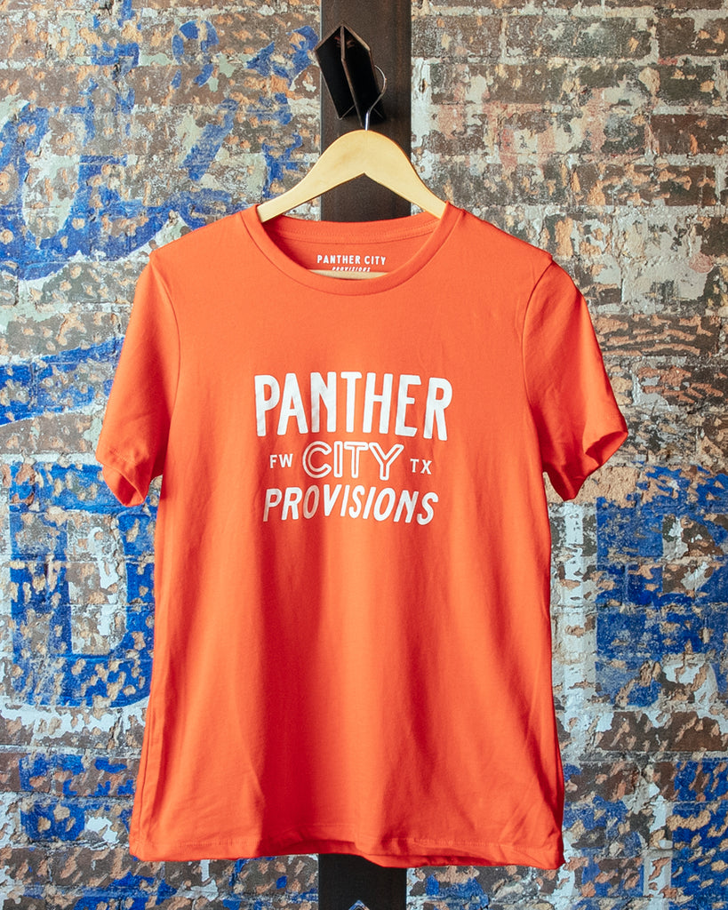 Panther City Provisions Lava Tee