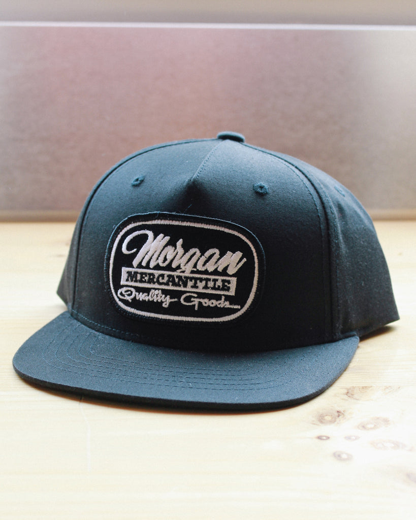 Youth Morgan Mercantile Patch Snapback Hat