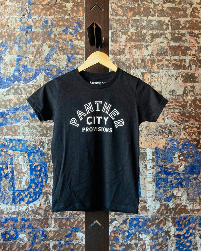 Panther City Provisions Outline Tee