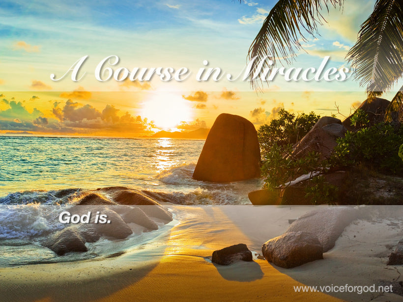 ACIM Quote 0001 A Course in Miracles Quotes