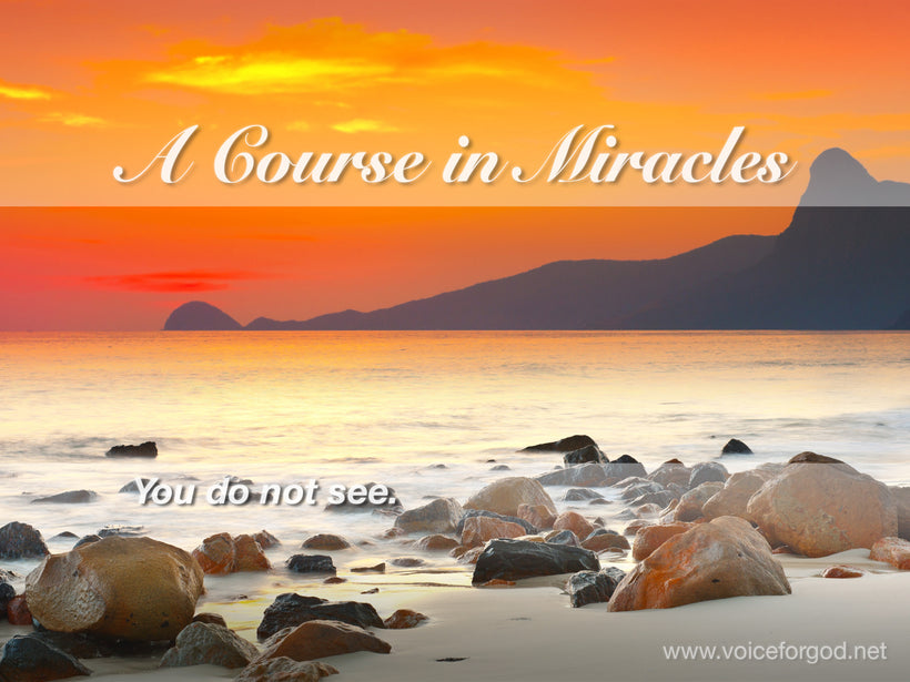 ACIM Quote 0003 A Course in Miracles Quotes