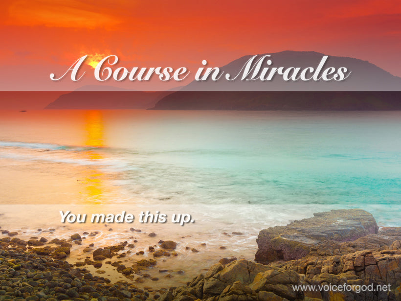 ACIM Quote 0006 A Course in Miracles Quotes