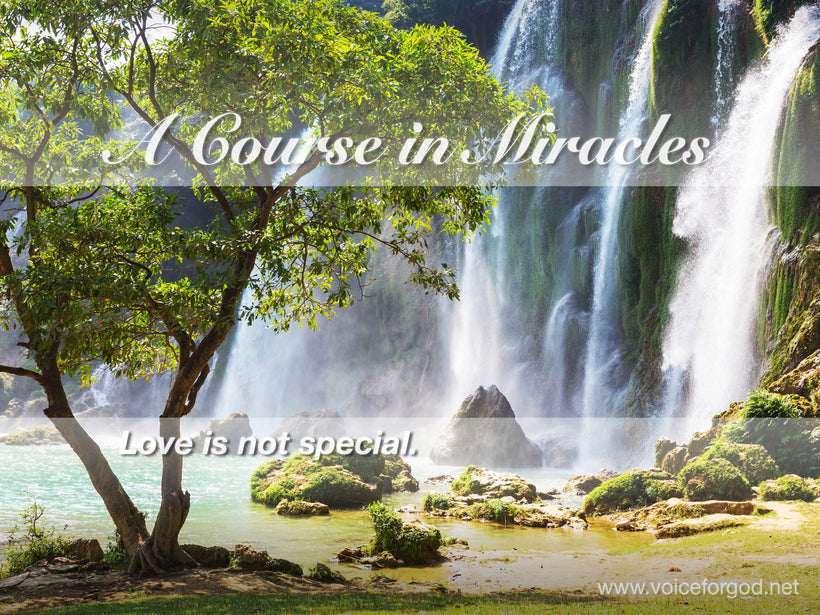 ACIM Quote 0007 A Course in Miracles Quotes