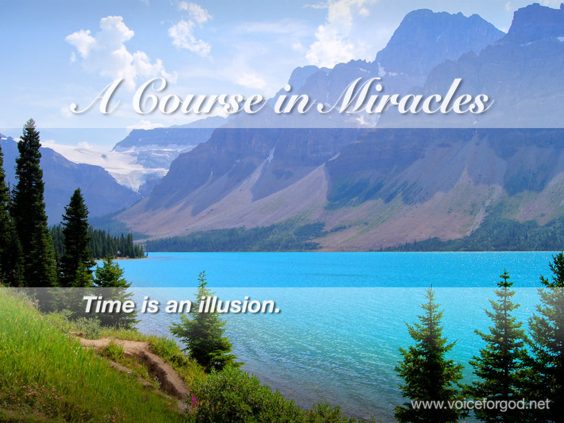 ACIM Quote 0009 A Course in Miracles Quotes