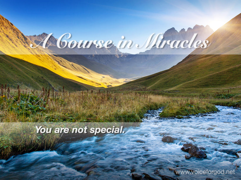 ACIM Quote 0010 A Course in Miracles Quotes