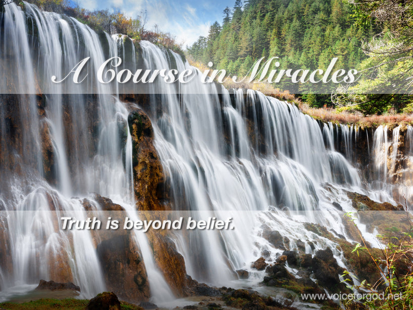 ACIM Quote 0012 A Course in Miracles Quotes