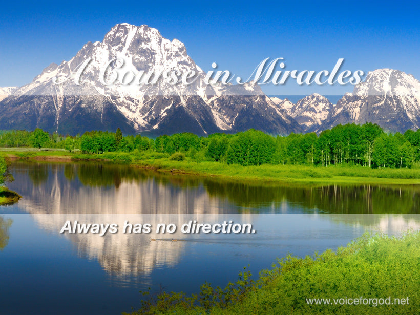 ACIM Quote 0013 A Course in Miracles Quotes
