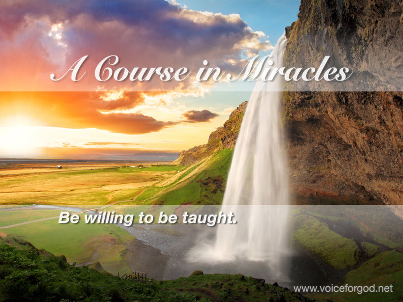 ACIM Quote 0014 A Course in Miracles Quotes