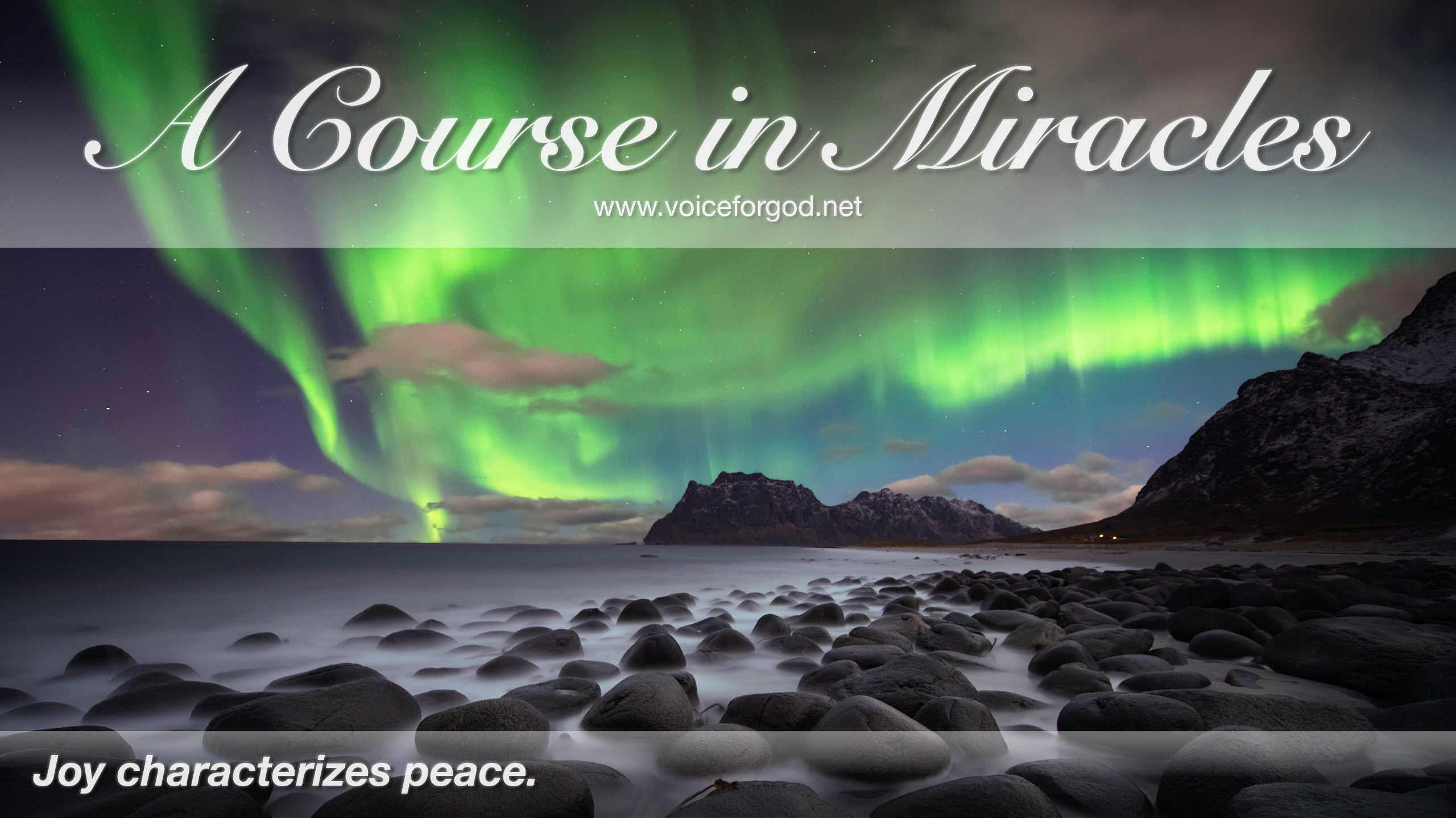 A Course In Miracles Quotes Acim Acim Quote 0015 A Course In Miracles Quotes  Voice For God
