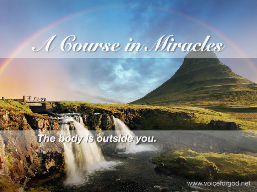 ACIM Quote 0017 A Course in Miracles Quotes