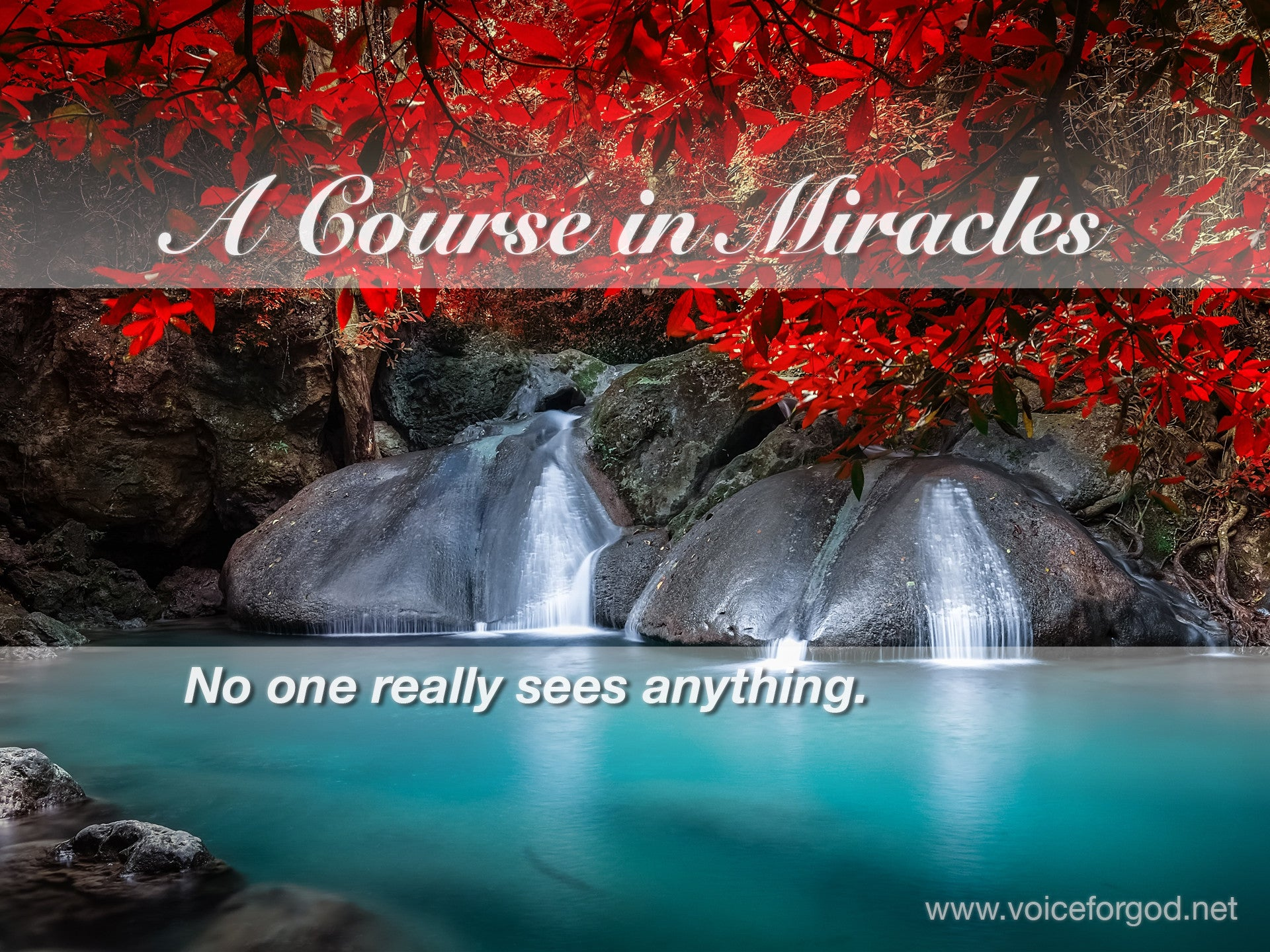 ACIM Quote 0041 A Course in Miracles Quotes