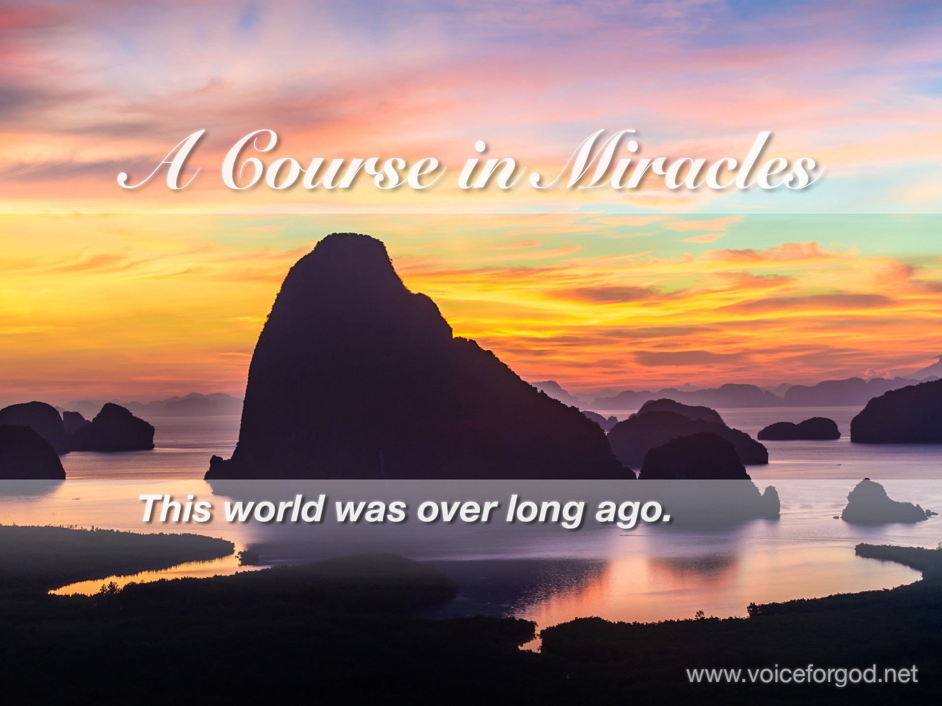ACIM Quote 0054 A Course in Miracles Quotes