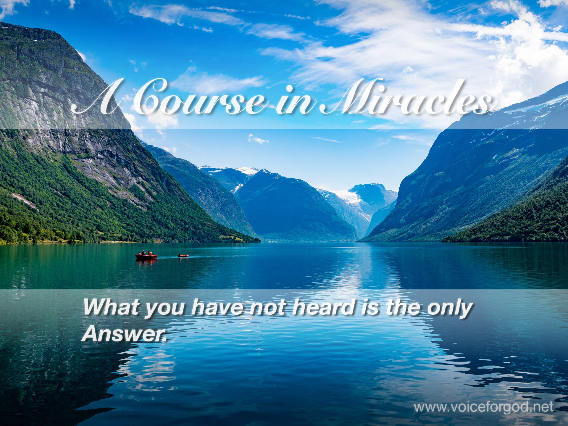ACIM Quote 0196 A Course in Miracles Quotes