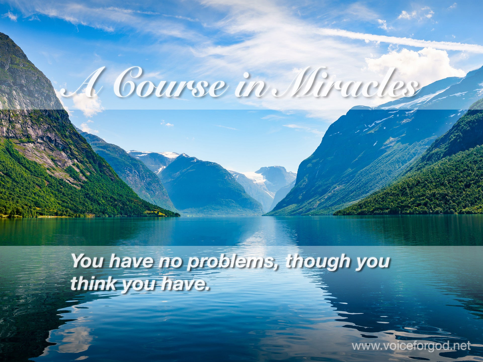 ACIM Quote 0268 A Course in Miracles Quotes