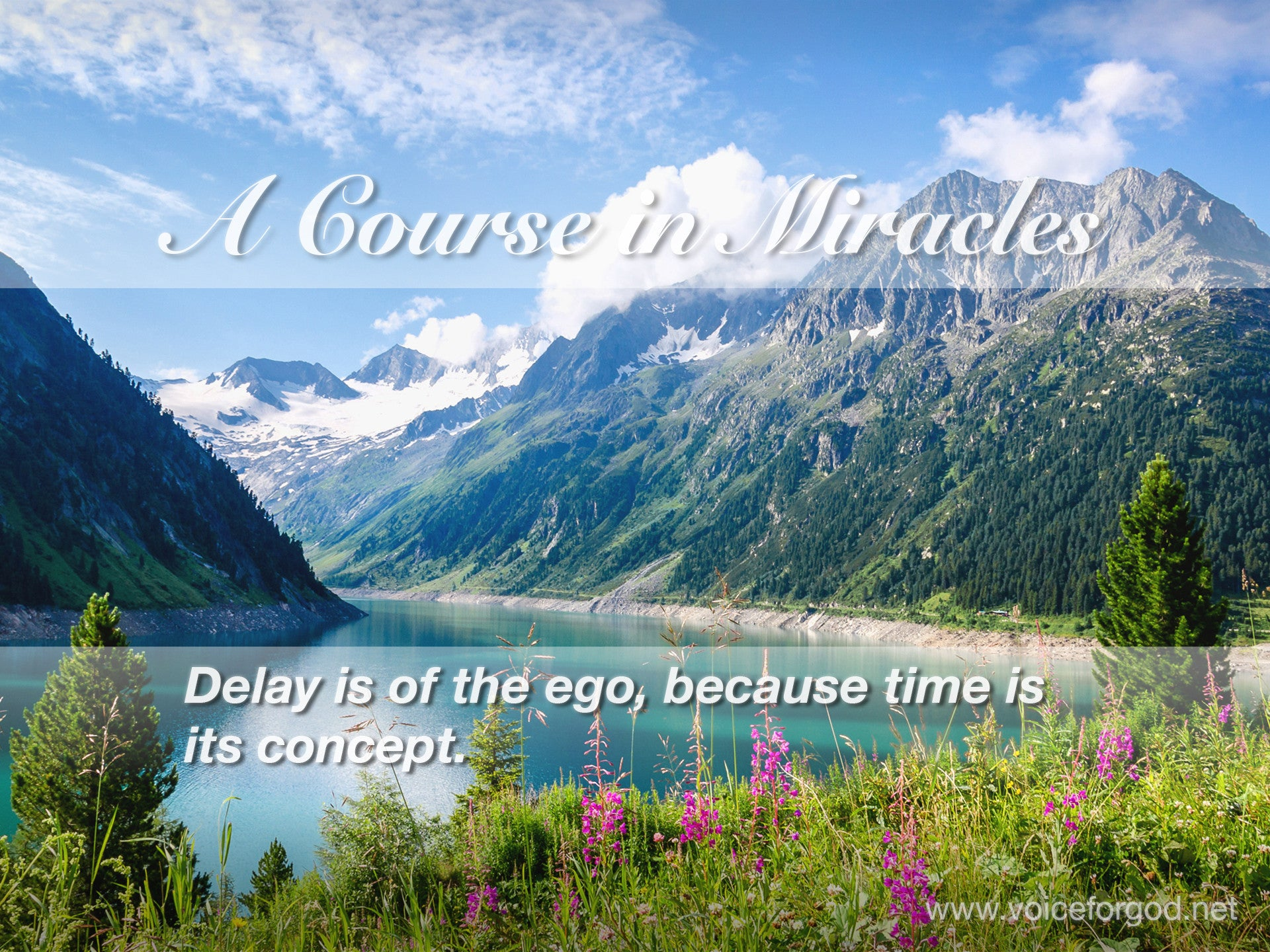 ACIM Quote 0271 A Course in Miracles Quotes