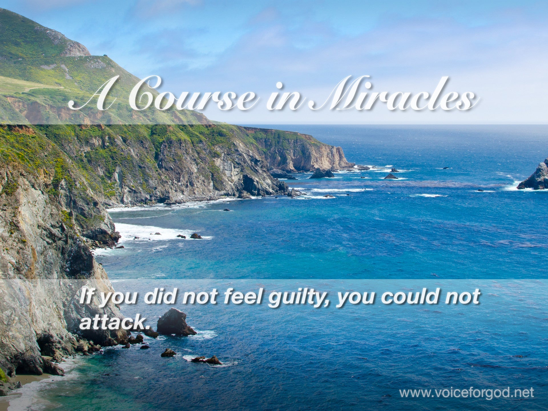 ACIM Quote 0272 A Course in Miracles Quotes