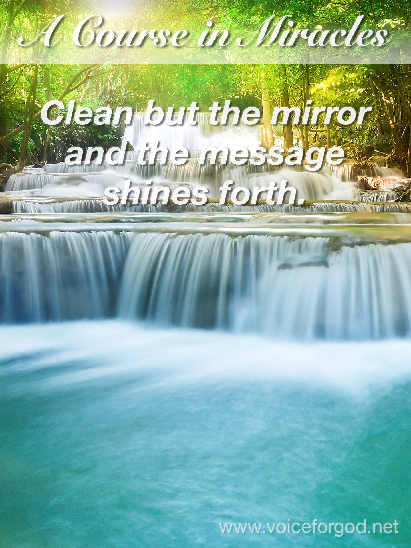 ACIM Quote 0285 A Course in Miracles Quotes