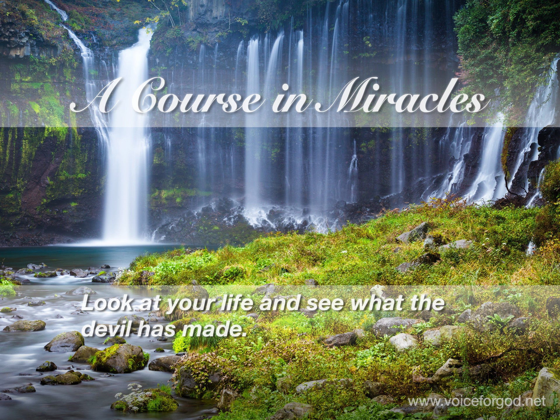 ACIM Quote 0287 A Course in Miracles Quotes