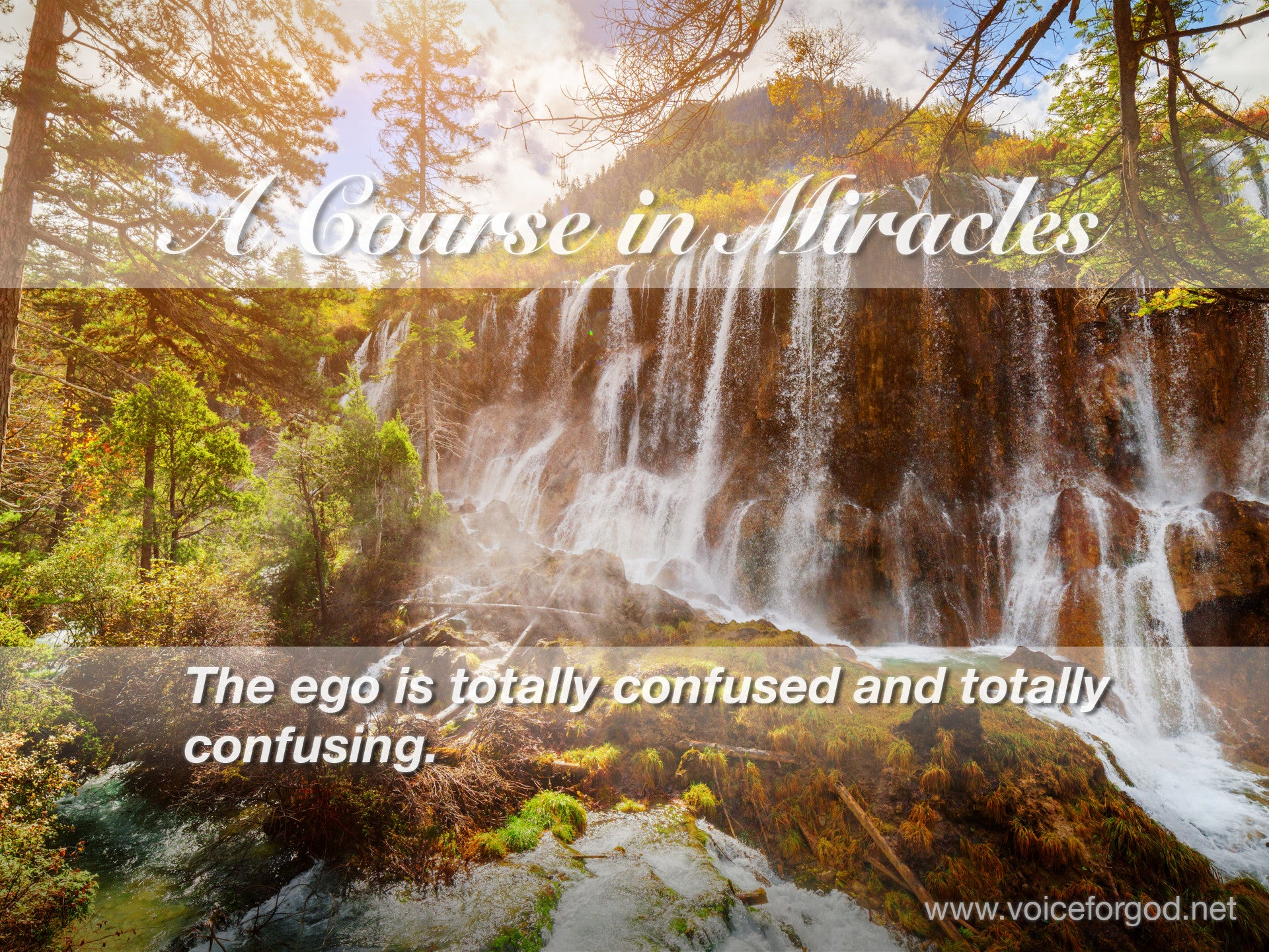 ACIM Quote 0288 A Course in Miracles Quotes