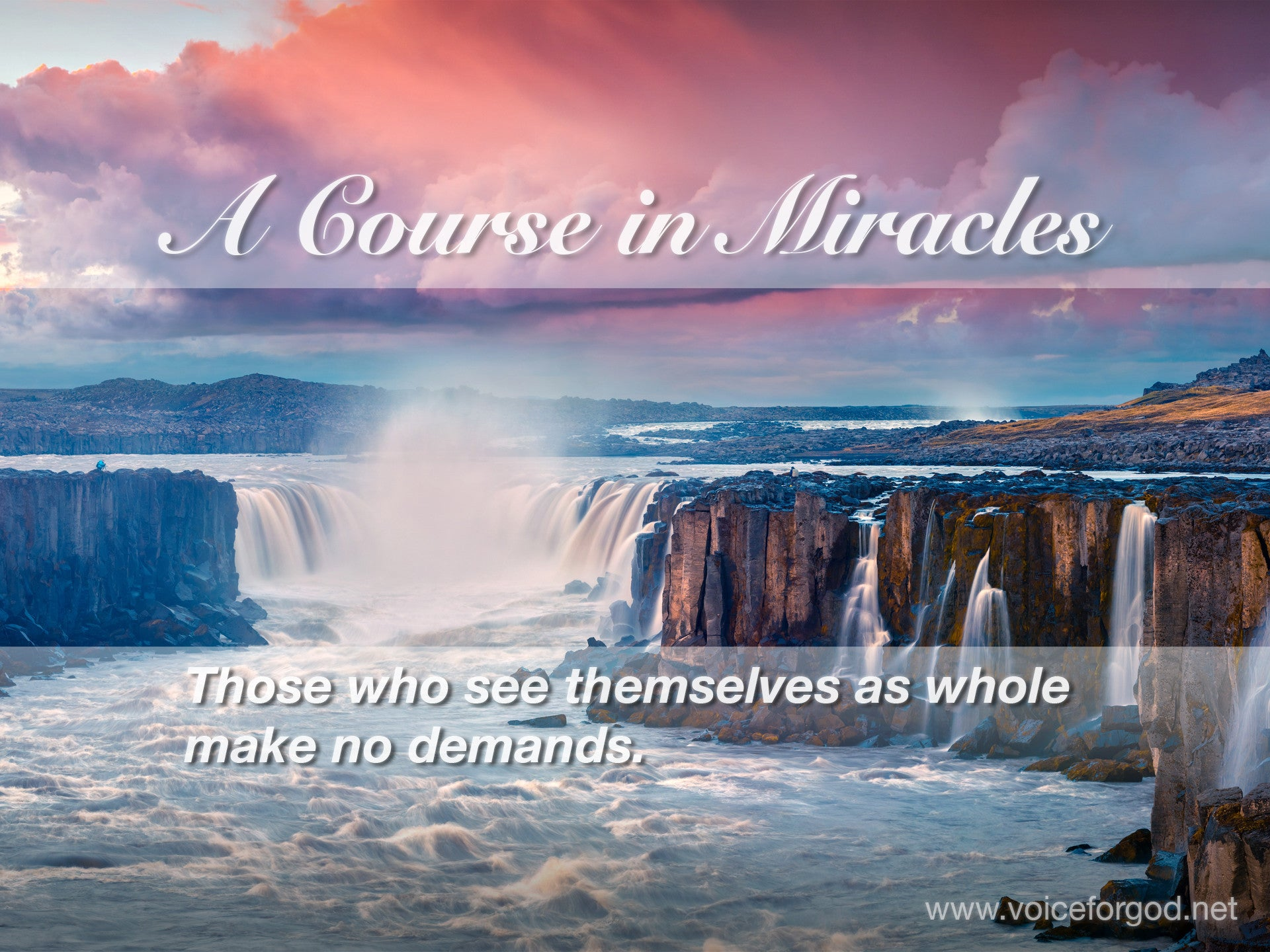 ACIM Quote 0290 A Course in Miracles Quotes