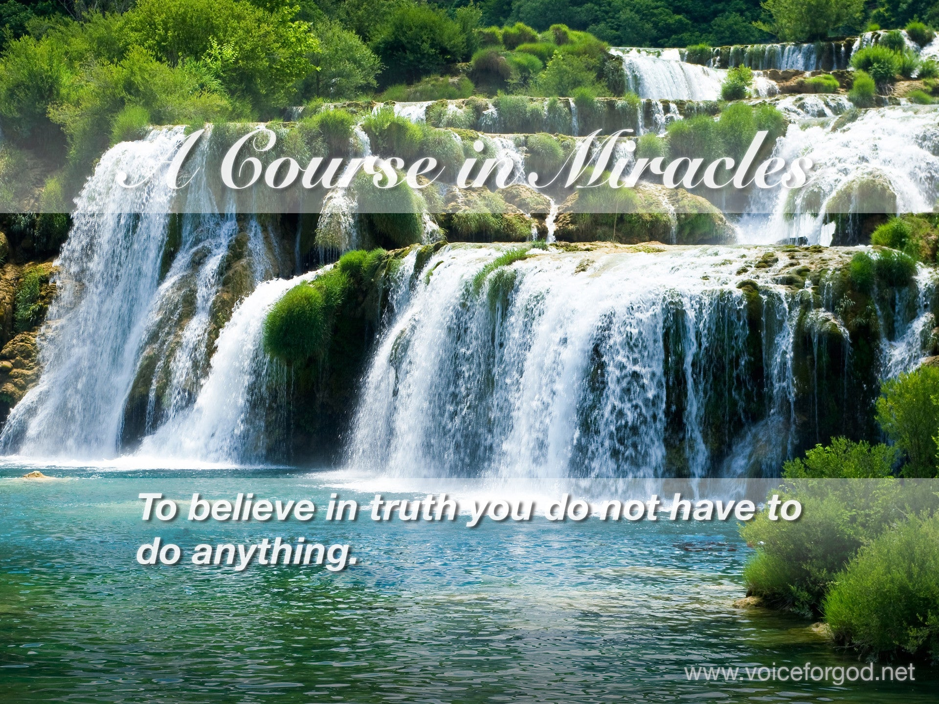 ACIM Quote 0302 A Course in Miracles Quotes