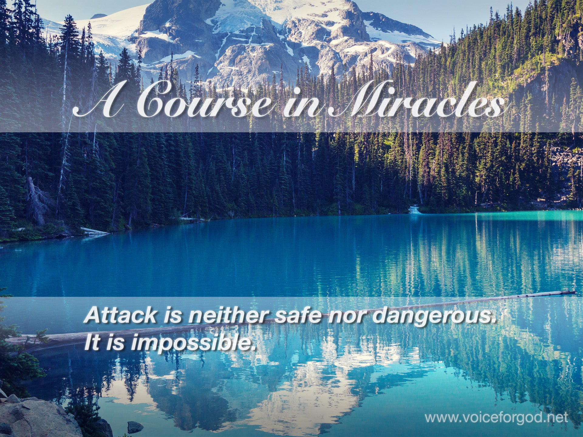 ACIM Quote 0345 A Course in Miracles Quotes