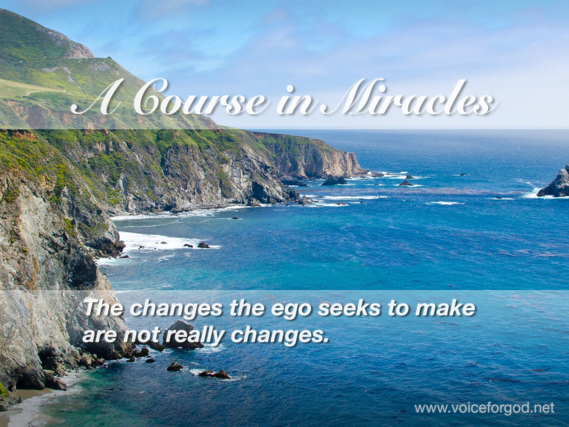 ACIM Quote 0372 A Course in Miracles Quotes