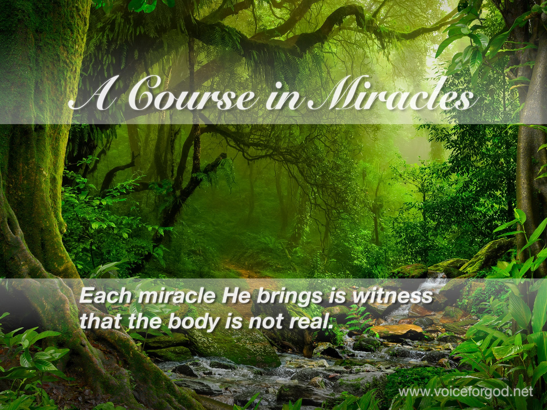 ACIM Quote 0397 A Course in Miracles Quotes
