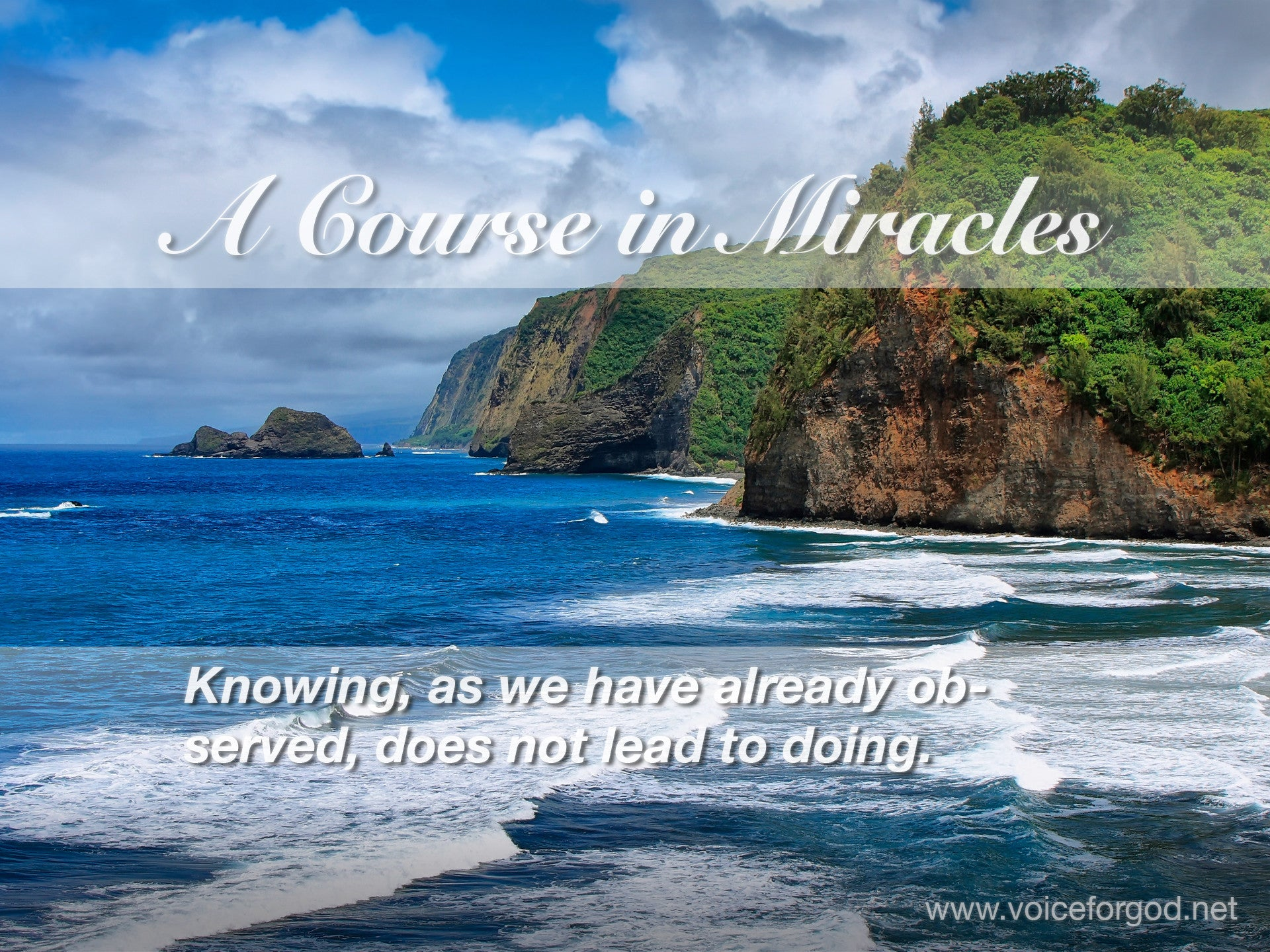ACIM Quote 0416 A Course in Miracles Quotes