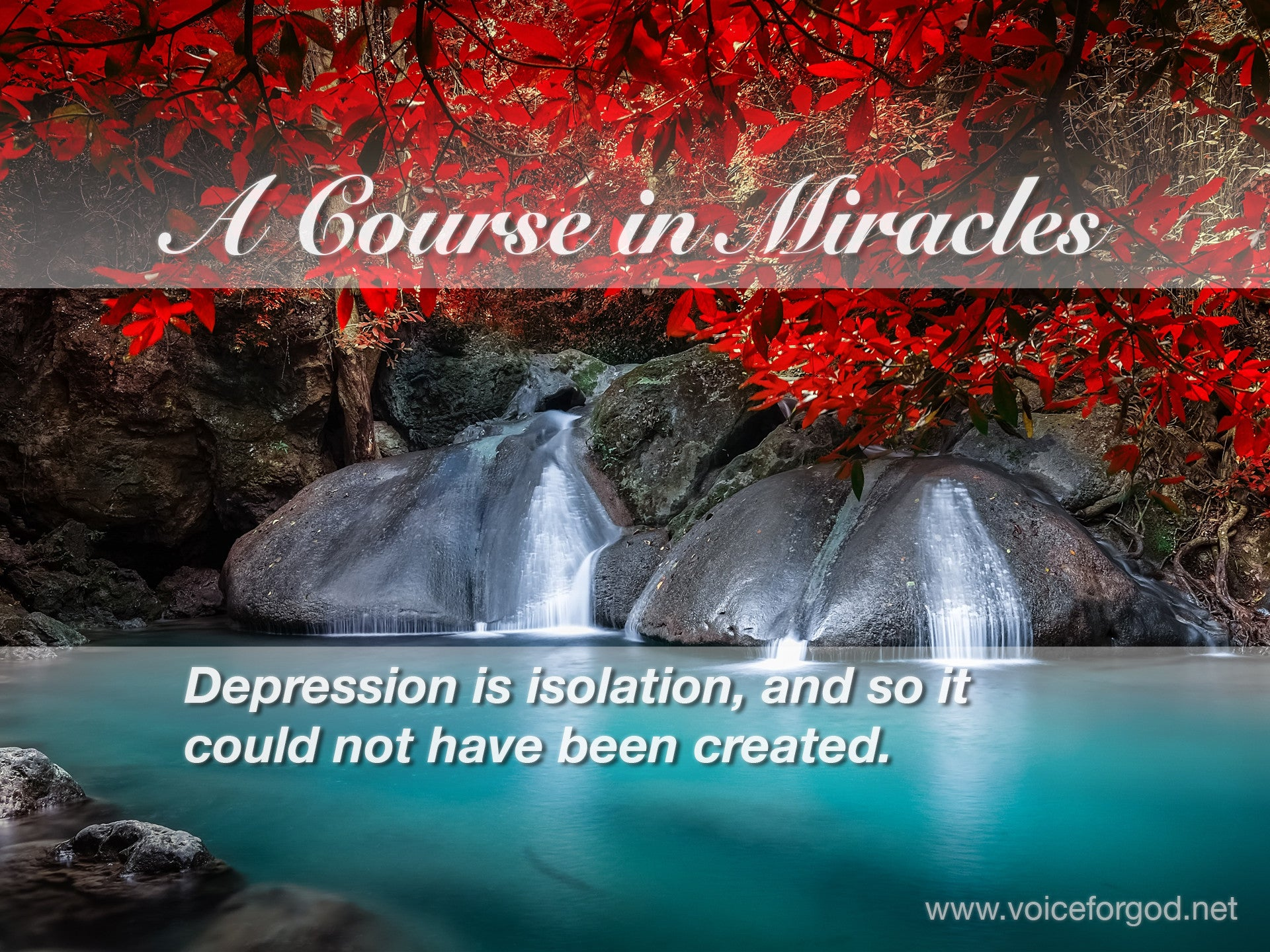 ACIM Quote 0441 A Course in Miracles Quotes