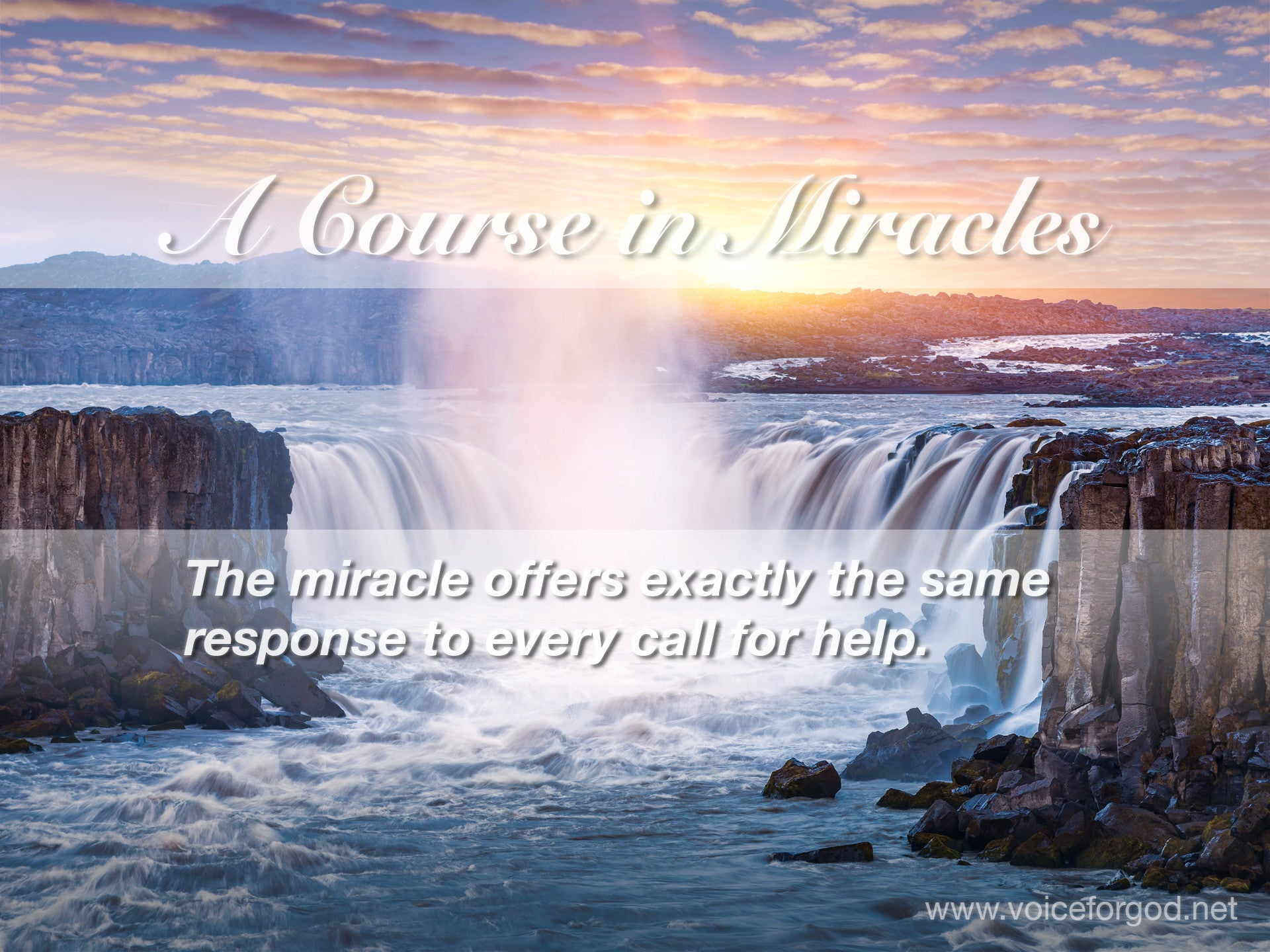 ACIM Quote 0499 A Course in Miracles Quotes
