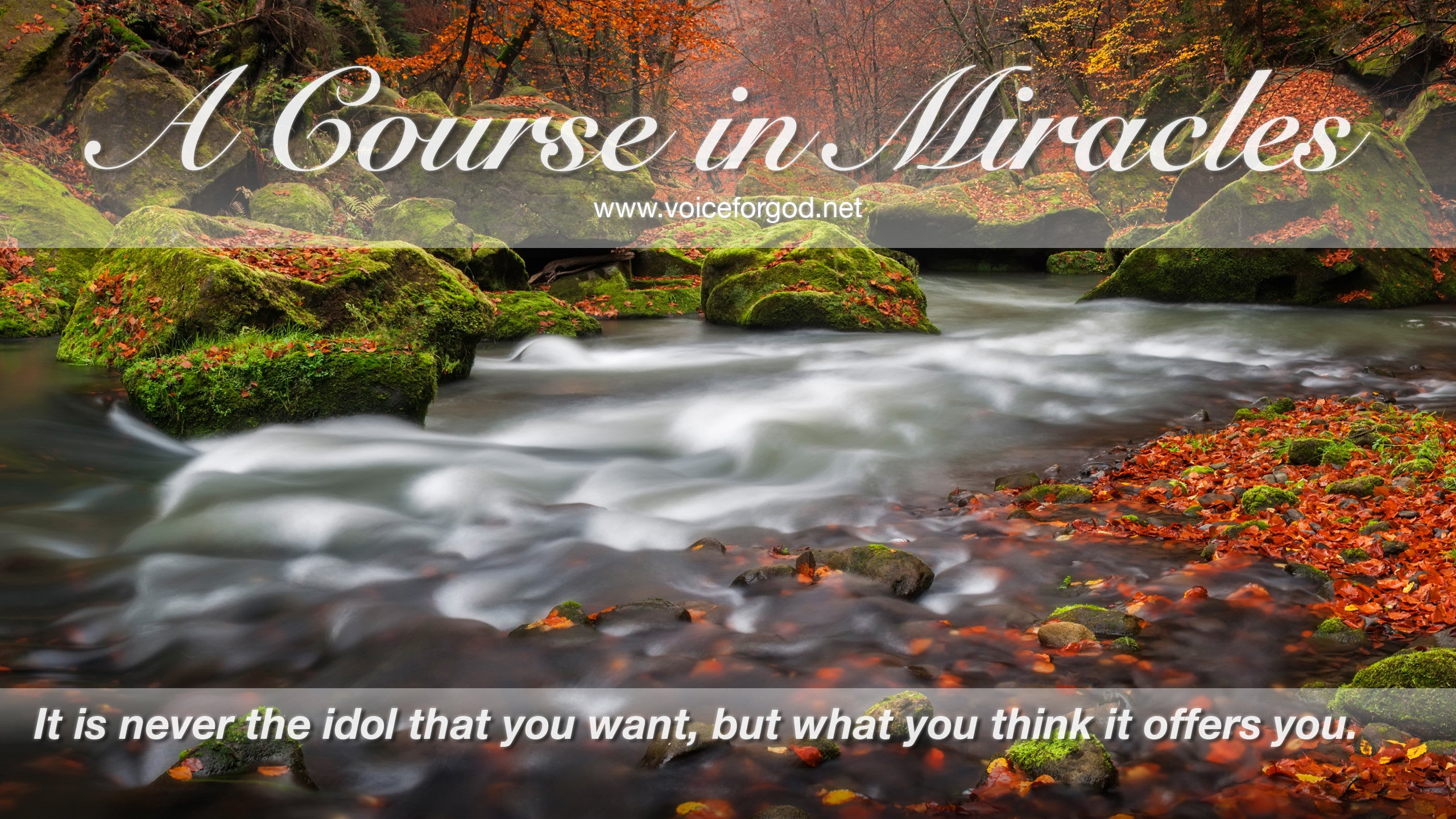 ACIM Quote 0508 A Course in Miracles Quotes