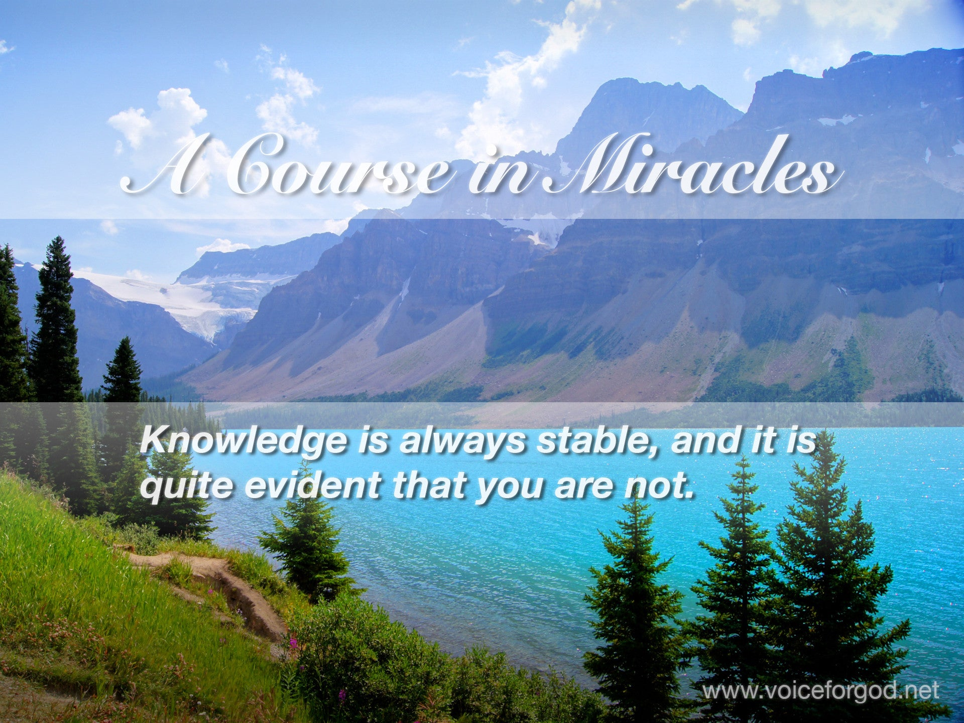 ACIM Quote 0509 A Course in Miracles Quotes